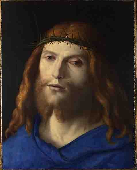 Cima da Conegliano (1459-1517) - le christ couronné d'épines (vers 1510) -Londres National gallery.jpg