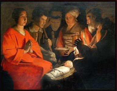 Copie de De la Tour Georges (1593-1652) - Le Nouveau Né - Musée des Beaux-Arts à Rennes.jpg