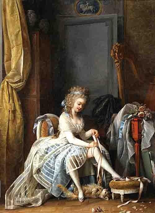 Lavreince Nicolas jeune femme faisant sa toilette.jpg