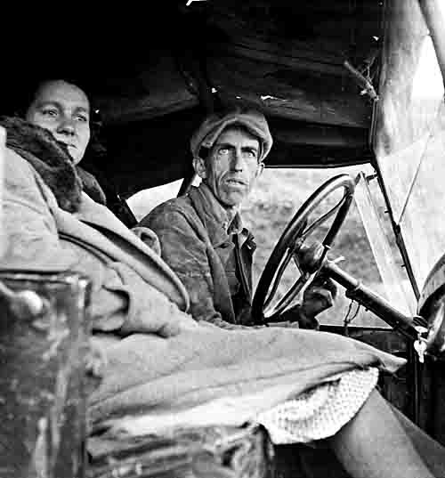 Dorothea Lange - Once a Missouri farmer, now a migratory farm laborer.jpg