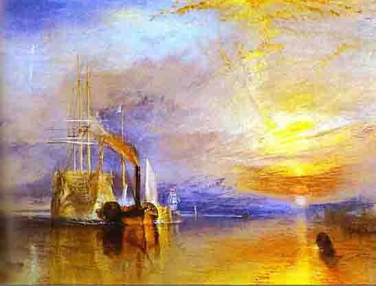turner William (1777-1851) - le Téméraire voguant vers le chantier de démolition.jpg