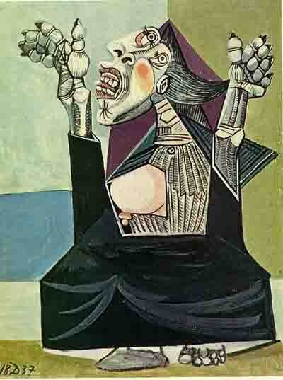 blog - Picasso La suppliante. 18-December 1937. 24 x 19 cm. Gouache.jpg