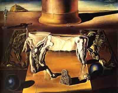 Dali - femme paranoïaque , cheval 1930.jpg