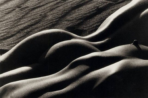 CLERGUE, TWO NUDES.jpg