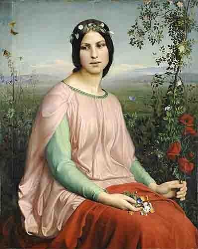 Janmot Louis (1814-1892) - Fleurs des champs.jpg
