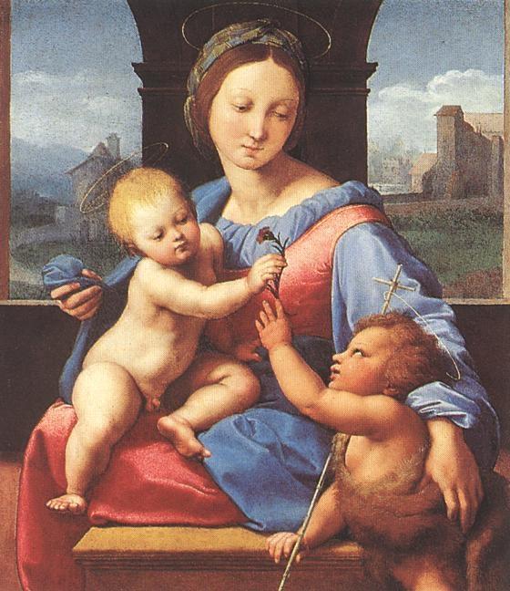 Raphael+-+Raffaello+Sanzio+-+Aldobrandini+Madonna+.JPG