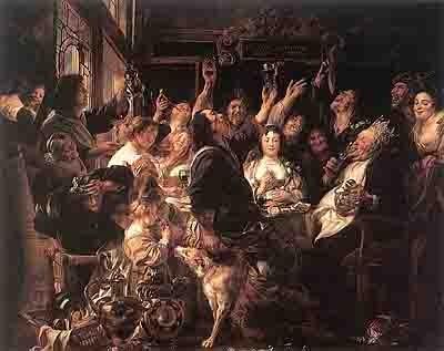 jordaens le roi boit (1655) -Kunsthistorische museum - Vienne copie.jpg