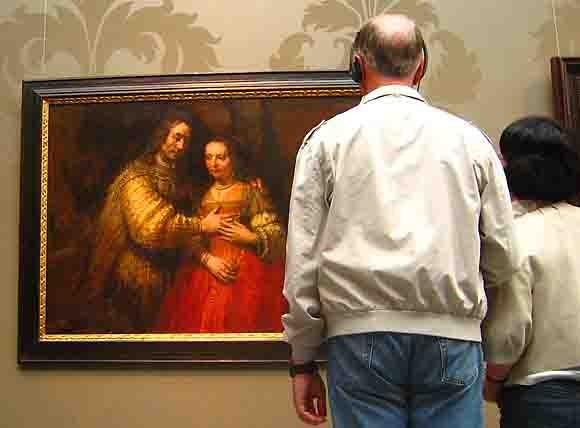 Rembrandt - la fiancée juive - Risjkmuseum.jpg