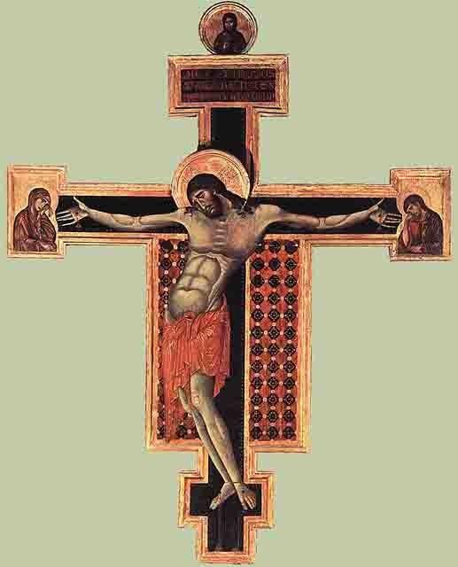 Cimabue (1240-1302) - Crucifix - 1271 - église San Francesco d'Arezzo.jpg