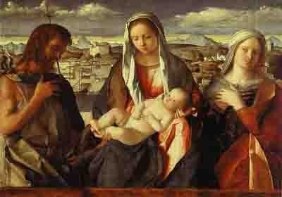 Bellini giovanni sacra conversazione - 1490 1500 galleria dell Academia blog.jpg