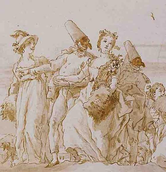 Gianbattista Tiepolo - scènes de carnaval.jpg