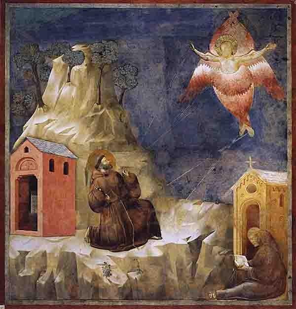 Giotto - St François recevant les stigmates - Assise 2.jpg